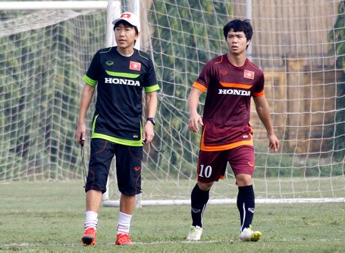 Thầy trò HLV Miura chỉ còn vài ngày nữa là bước vào giải đấu trọng điểm của năm 2016.