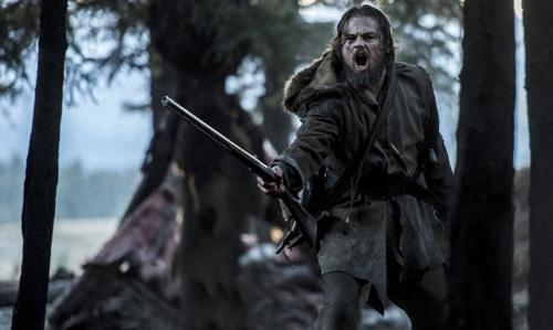 """""""The Revenant"""" đứng quán quân doanh thu trong tuần bão tuyết ở Mỹ."""