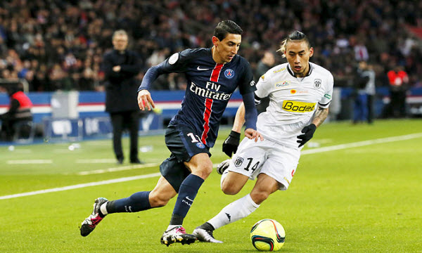 Paris Saint Germain vs ES Troyes AC ngày 30/11
