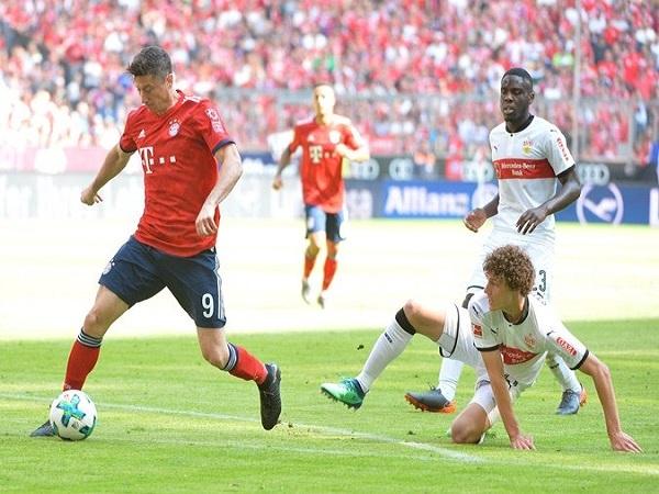 Lewy đã có thể thi đấu cùng Neymar ở PSG