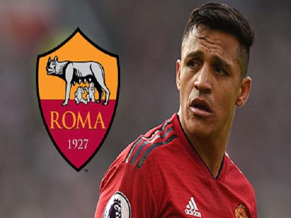 M.U tính đẩy Sanchez sang Roma theo dạng cho mượn