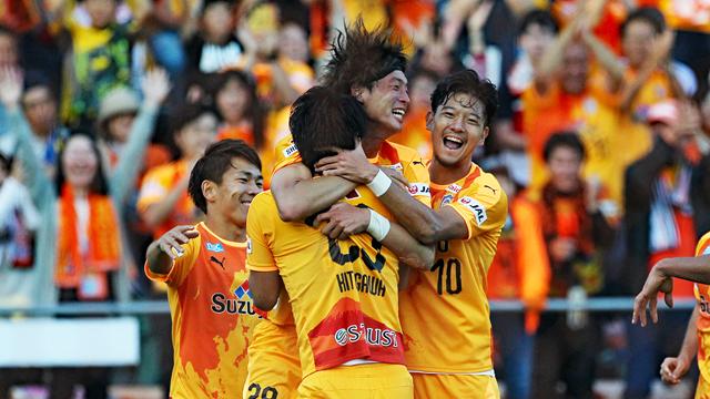 Soi kèo  trận đấu Shimizu S Pulse vs Nagoya Grampus