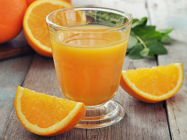 Giá trị dinh dưỡng từ nước cam dành bà bầu