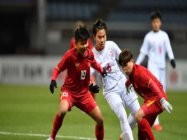 Nữ Việt Nam gặp đối thủ nào tranh vé dự Olympic 2020?