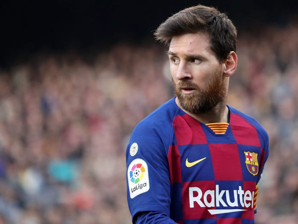 Tin thể thao 27/8: Messi có thể bị FIFA cấm thi đấu