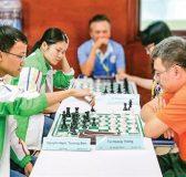 Các kỳ thủ Việt Nam cần nỗ lực và tập trung tối đa cho SEA Games 31