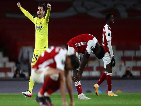 Tin thể thao 7/5: Arsenal để thua Villarreal lỡ vé dự chung kết