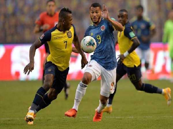 Soi kèo tỷ số Colombia vs Ecuador