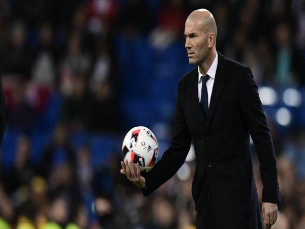 Bóng đá quốc tế chiều 8/6: Zidane chờ công việc ở Đội tuyển Pháp