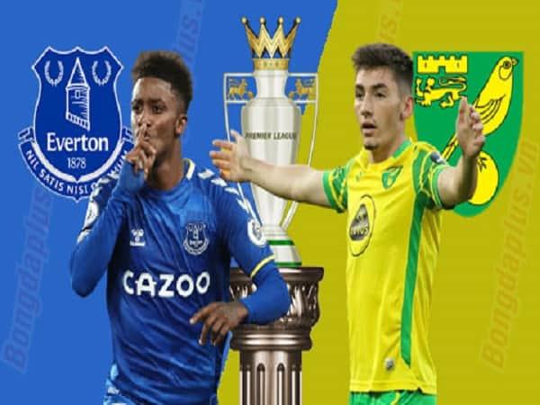Soi kèo Everton vs Norwich 25/9