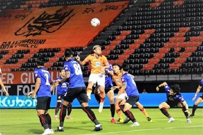 Nhận định bóng đá Buriram United vs Samut Prakan ngày 6/10